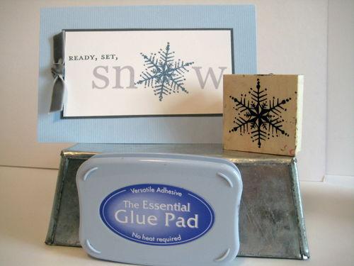 Glue pad 2