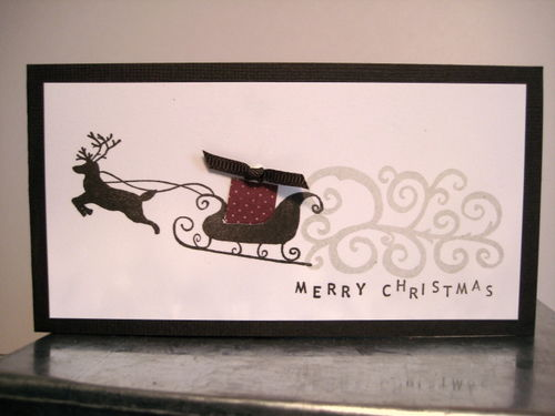 Package sleigh ride