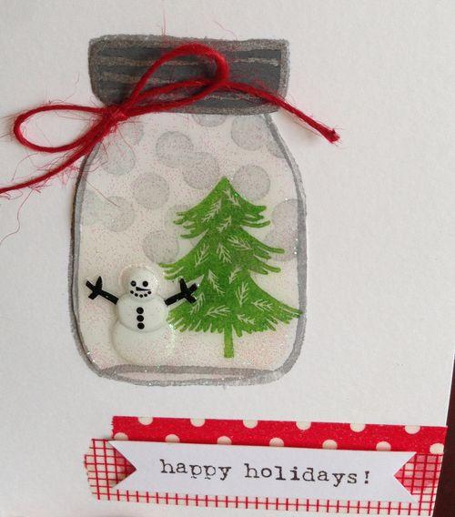 Holiday jar