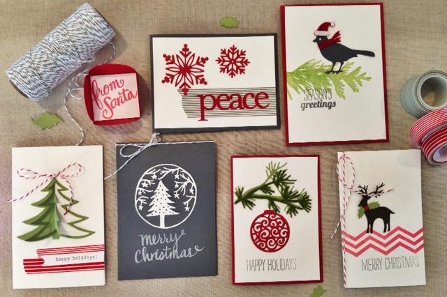 Die cards