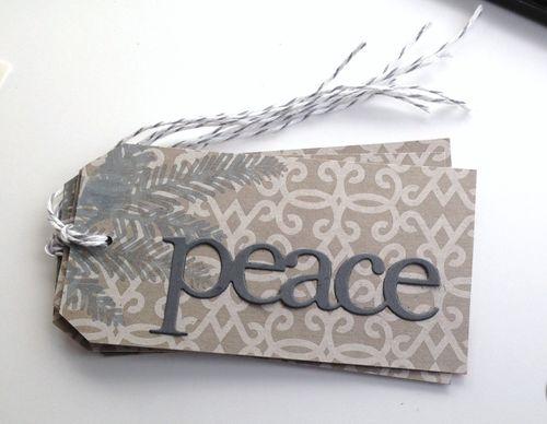 Peace tag 3
