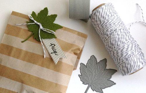 Leaf tag