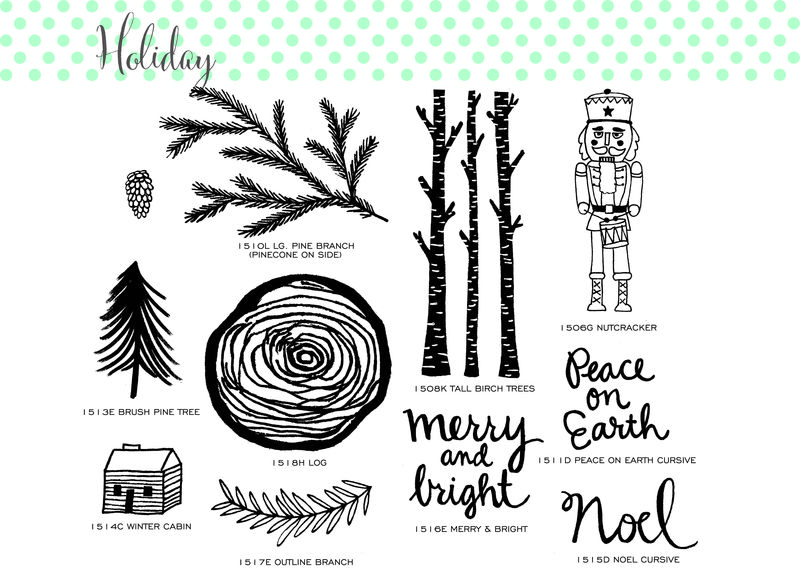 Holiday page 2 stamps