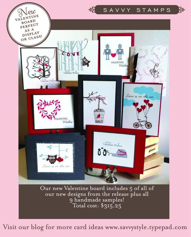 Valentine board 2011 email